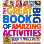 Çocuk Aktivite Kitabı Amazing Activities