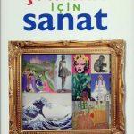 Çocuklar İçin Sanat kitabı