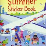 Çocuklar için Summer Stickers