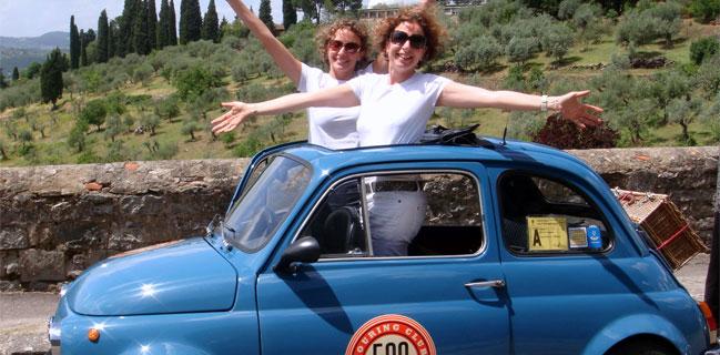 Fiat500 turu