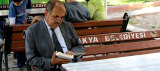Antakya Okuma Parkı