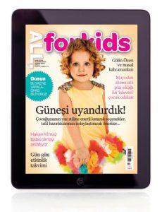 ALL,forkids Haziran 2011 sayısı