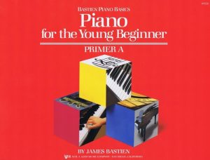 Piano for the young beginner