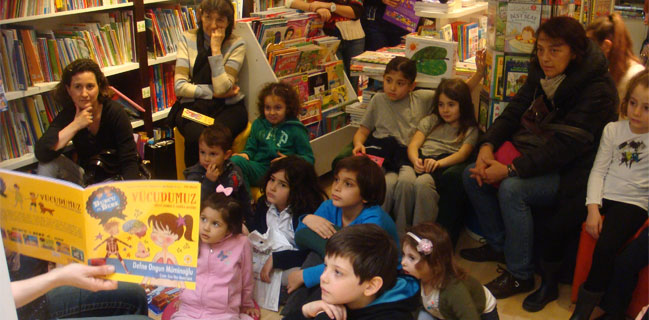 Tırtıl Kids Kitabevi
