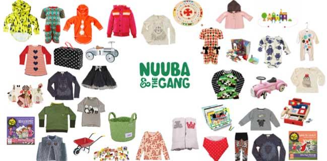 Nuuba and the Gang