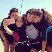 Sörfü Çocuklara Sevdiren Adam