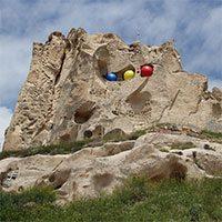 Bir Gökkuşağı: Cappadox