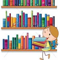 Kütüphanede Tatil